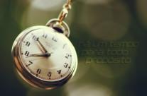 Há Um Tempo