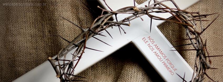 Capa Facebook capa-facebook-cruz-Jesus-amor_849x312 Jesus Religião  jesus capa facebook imagem facebook jesus foto de capa facebook jesus capa facebook jesus