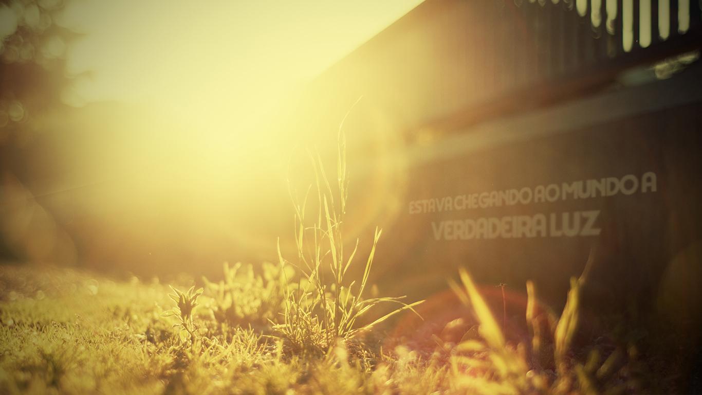 wallpaper cristao hd estava chegando mundo verdadeira luz Jesus sol_1366x768