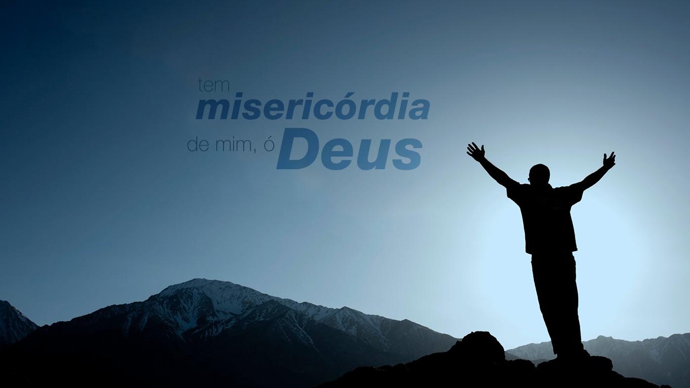 wallpaper cristao tem misericórdia de mim ó Deus_1366x768