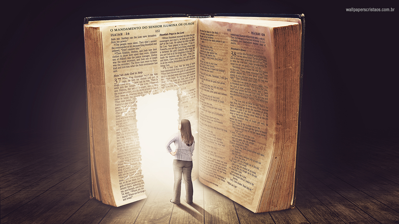 wallpaper cristao hd mandamento SENHOR  ilumina olhos bíblia_1366x768