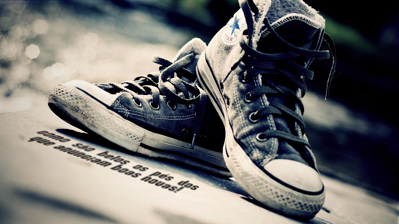 wallpaper cristao hd como são belos pés anunciam boas novas_1366x768